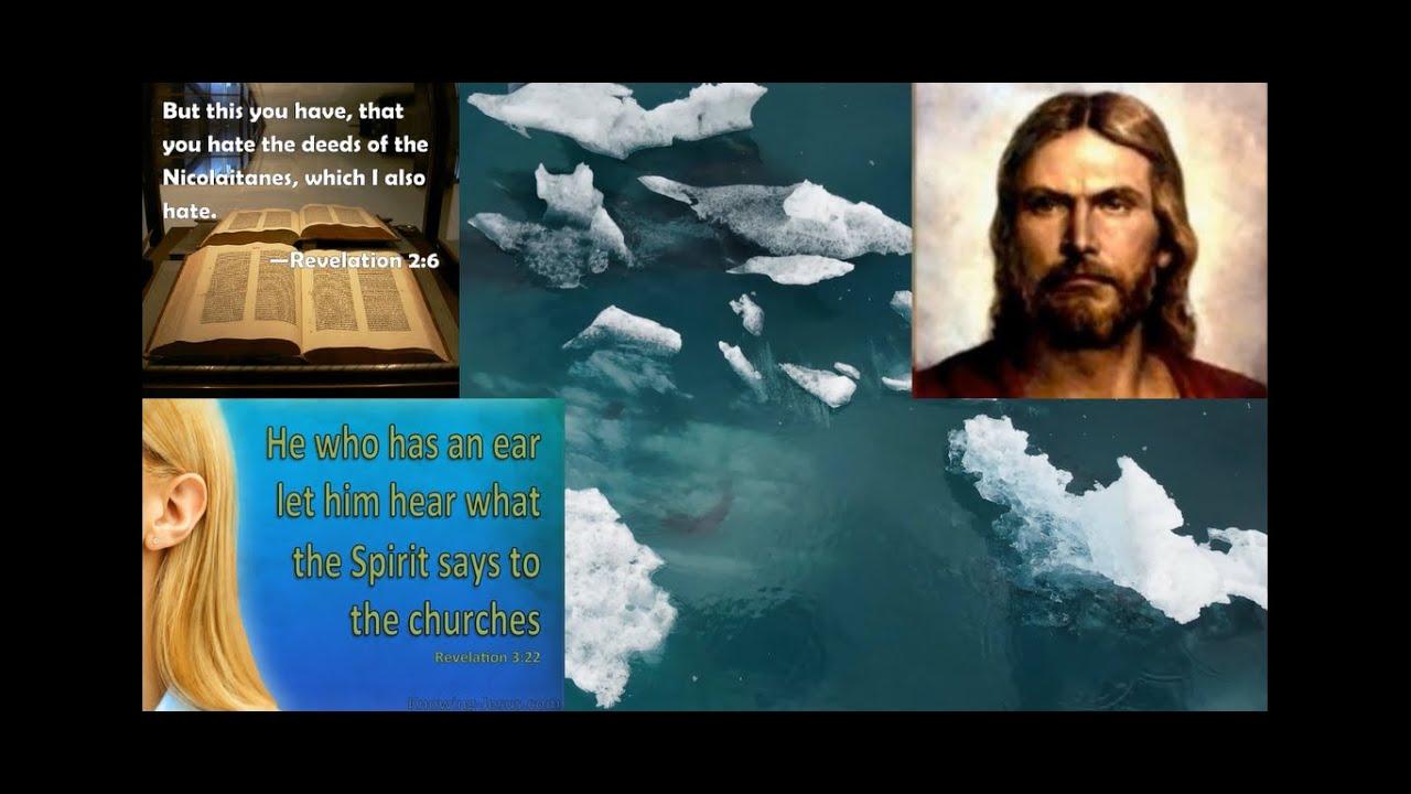 BITESIZE: JESUS HATES OSAS! It's the Doctrine of the ░N░I░C░O░L░A░I░T░A░N░S░!░