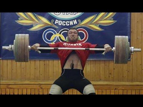 Dmitry Klokov - Snatch 205 Kg (16:9)