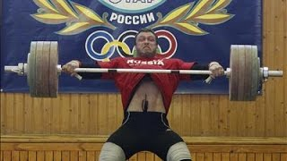 Dmitry Klokov - Snatch 205 kg (16:9)