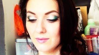 Макияж на выпускной вечер / Вечерний макияж(, 2013-05-30T03:06:01.000Z)
