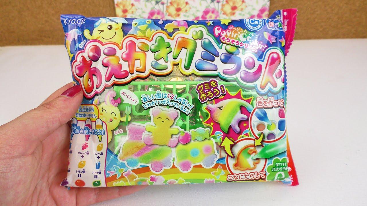 Kracie Popin\' Cookin\' lustige Gummitiere   DIY Candy Set   Löwe ...