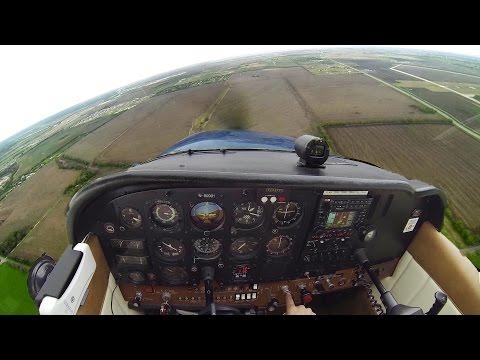 Full Length Flight | Touch & Goes | Cessna 172 Skyhawk