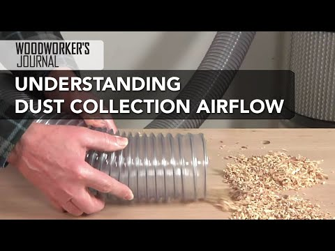 Measuring Dust Collection Airflow | Woodworking