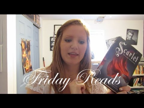 Friday Reads! 4/19/13