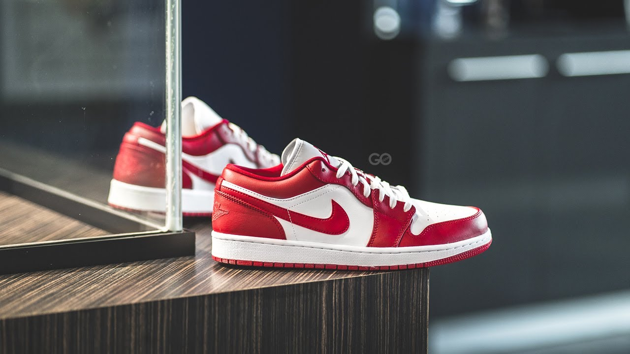 air jordan 1 low gym