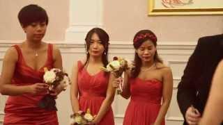 pyi thu wedding ceremony part i