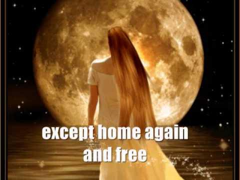ALONE AGAIN AND FREE - (Lyrics)