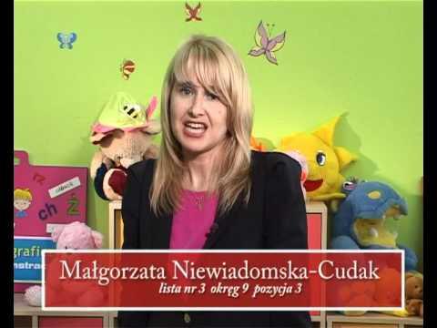 Małgorzata Niewiadomska--Cudak