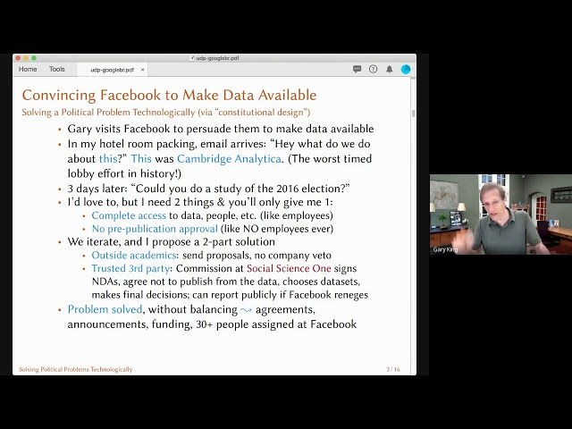Statistically Valid Inferences from Privacy Protected Data