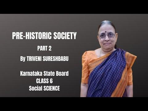 karnataka-state-board-|-class-6-|-social-science-|-pre-historic-society-|-part-2|