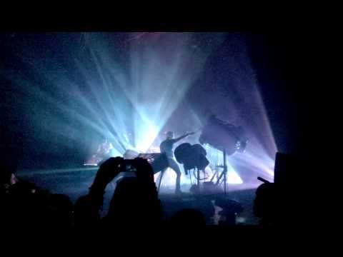 Warrior Concerto - The Glitch Mob [Live @ Royal Oak, MI]
