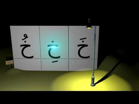 Уроки арабского с Zain. Чтение огласовок