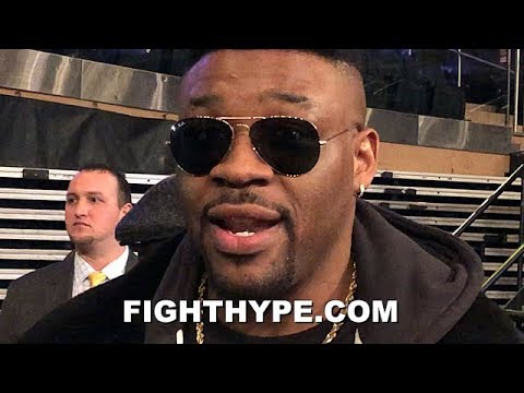 JARRELL MILLER BREAKS DOWN ANTHONY JOSHUAS MIKE TYSON STYLE; EXPLAINS HOW HELL BEAT HIM TWICE