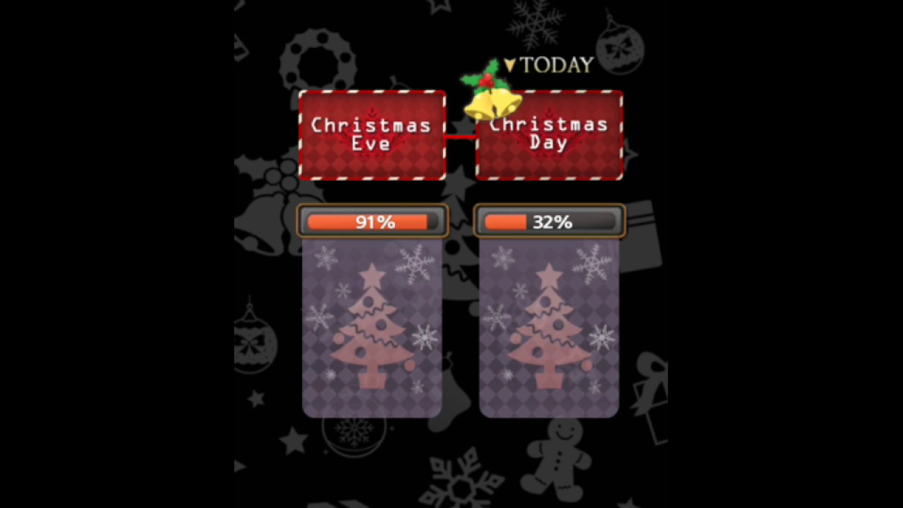 Reached The Goal Chat Nineteen Mystic Messenger Christmas Special
