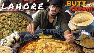 PAKISTANI STREET FOOD IN LAHORE - W...