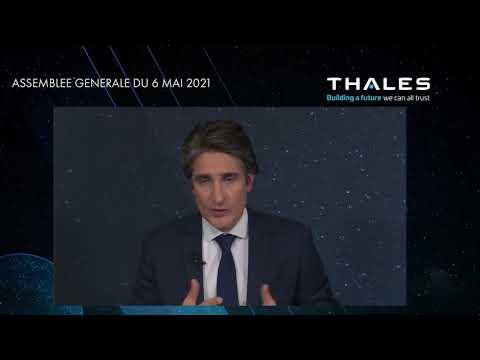 Assemblée Générale Mixte Thales 2021