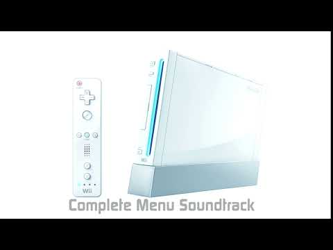 Mii Channel introComplete Wii Menu Soundtrack