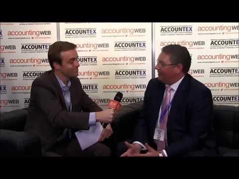 Accountex interviews: David Vine of Concur
