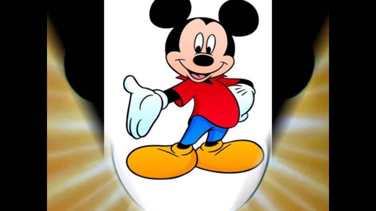 La marcia di topolino canzoncine per bambini youtube