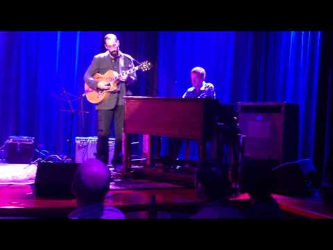 Bill Janovitz with Rusty Scott Quartet at Redstar Union 10/18/12 - My Funny Valentine