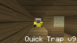 """Quick Trap v9"" - Hypixel SkyWars Shorts #43"