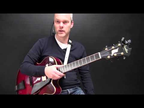 Jazz Guitar: working with a loop pedal: Part II