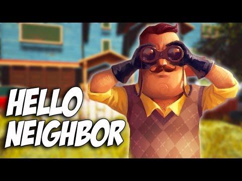 Hello Neighbor | MISTERIOZNI KOMSIJA