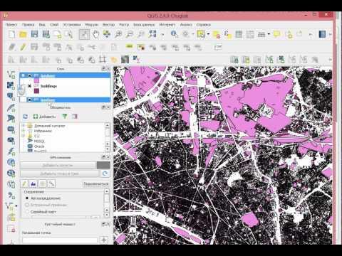 Как достать данные из OpenStreetMap и конвертировать их в DXF?