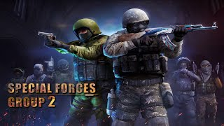 New Big Desert - Zombie Mode | Special Forces Group 2 screenshot 3