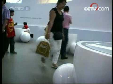 China en la Expo de Zaragoza - CCTV Noticias con Dailo Alli