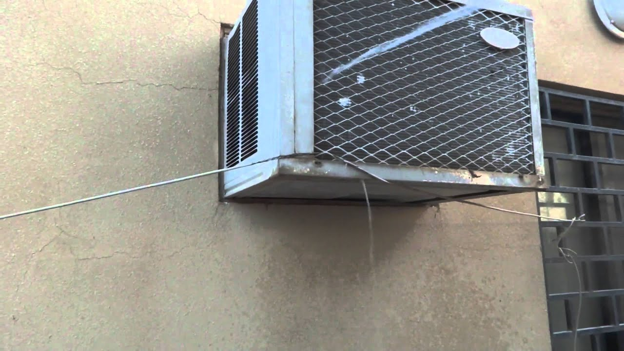 Room air conditioner common defect repair. DIY easy fix.   #426889
