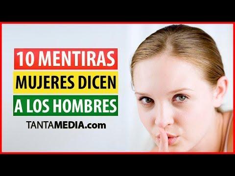 TOP 10 MENTIRAS QUE LAS MUJERES LE DICEN A LOS HOMBRES