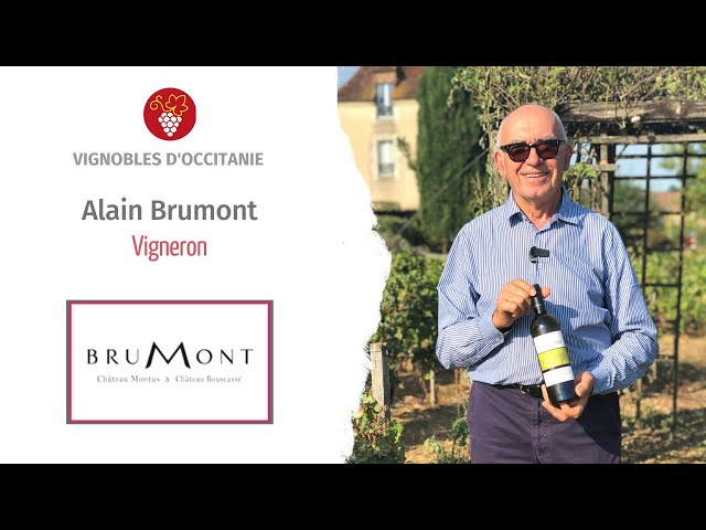 Alain Brumont - The Philosophical Gardens - Château Bouscassé
