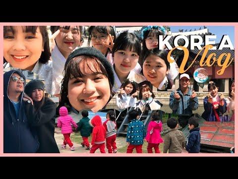 [VLOG] 2017 Korea Adventure. | DrunkTaehyung