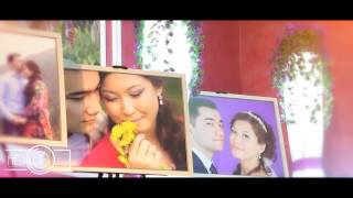 Очень красивый свадебный клип Kairat & Jazira
