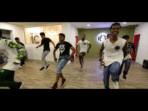 Chennai Dance Intensive | Biriyani - Nahna Na (Extended Dance Mix) | Choreography - Charles