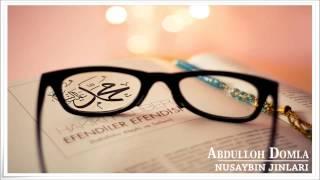 Abdulloh Domla - Nusaybin jinlari (Siyrat un-Nabiy) [17/64]