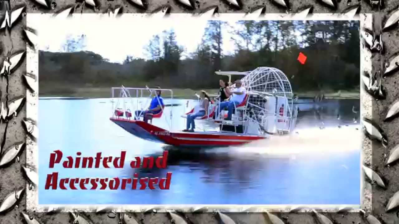 Airboats for Sale, New Airboat Kits & Parts Florida | Floral