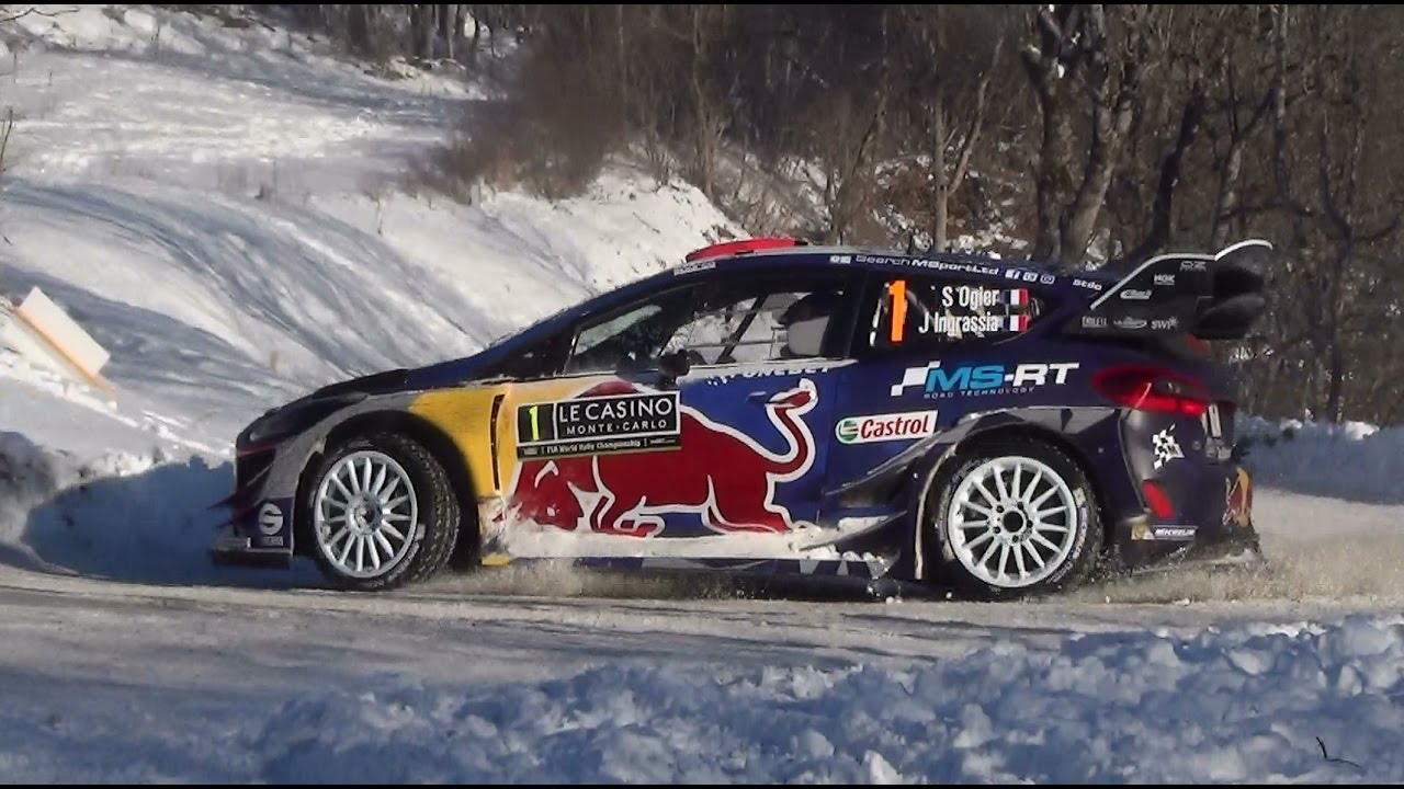 Monte Carlo 2017 >> Best Of Show Rallye Monte Carlo 2017 Flat Out Max Attack Youtube
