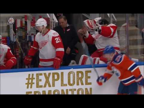 Top 10 Biggest Hits of the NHL Season (16-17)