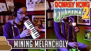 David Wise - Mining Melancholy [Donkey Kong Country 2]