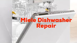 Easy Miele Dishwasher Repair - YouTube