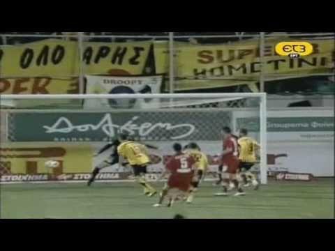 Scoda Xanthi - Aris 1-2 (Neto & Pereira Goals)