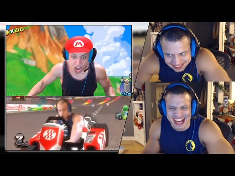 TYLER1 WATCHES HIS MEMES
