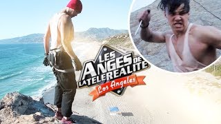 FIGHT CHOREOGRAPHY IN MALIBU (LES ANGES 10) - Tristan Defeuillet Vang x Daniel Locicero