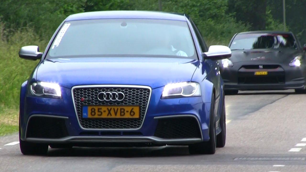 Audi Rs3 Sportback Exhaust Sounds