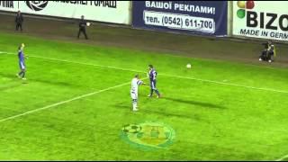 ПФК «Сумы» -- ФК «Севастополь». Видео обзор