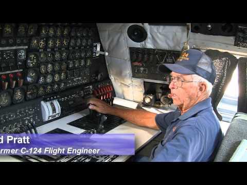 """C-124A Globemaster II - """"Old Shaky"""""""