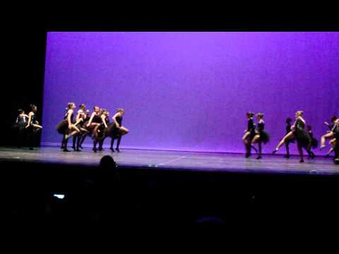 """Fosse"" - Neisha's Dance and Music Academy Recital 2013"