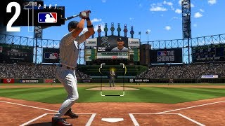 MLB 19 Road to the Show - Part 21 - WEDGE PCI improves hitting..